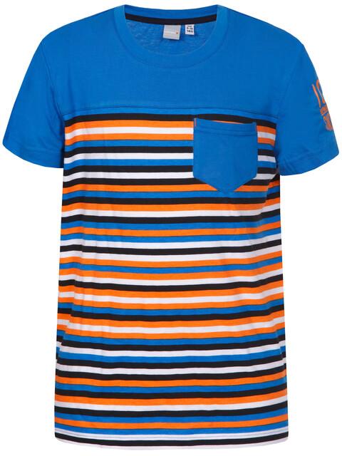 Icepeak Tatu Jr - T-shirt manches courtes Enfant - bleu/Multicolore